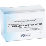 Vitrification Solution 110(for 10 applications)